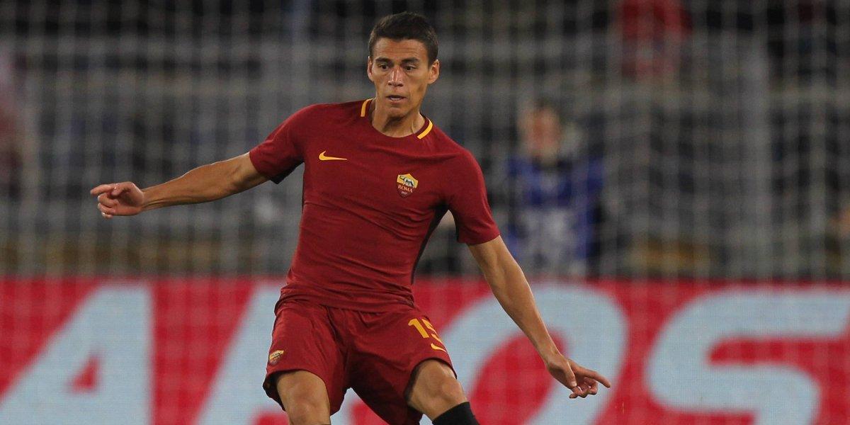 Héctor Moreno entra de cambio en victoria de la Roma ante Bolonia