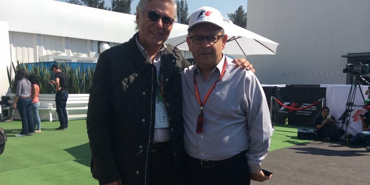 'La afición de F1 ha encontrado lo que buscaba en México': Federico González
