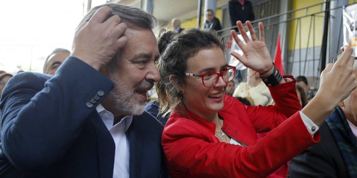 Guillier anuncia eliminación del CAE y avanzar hasta un 70% en gratuidad