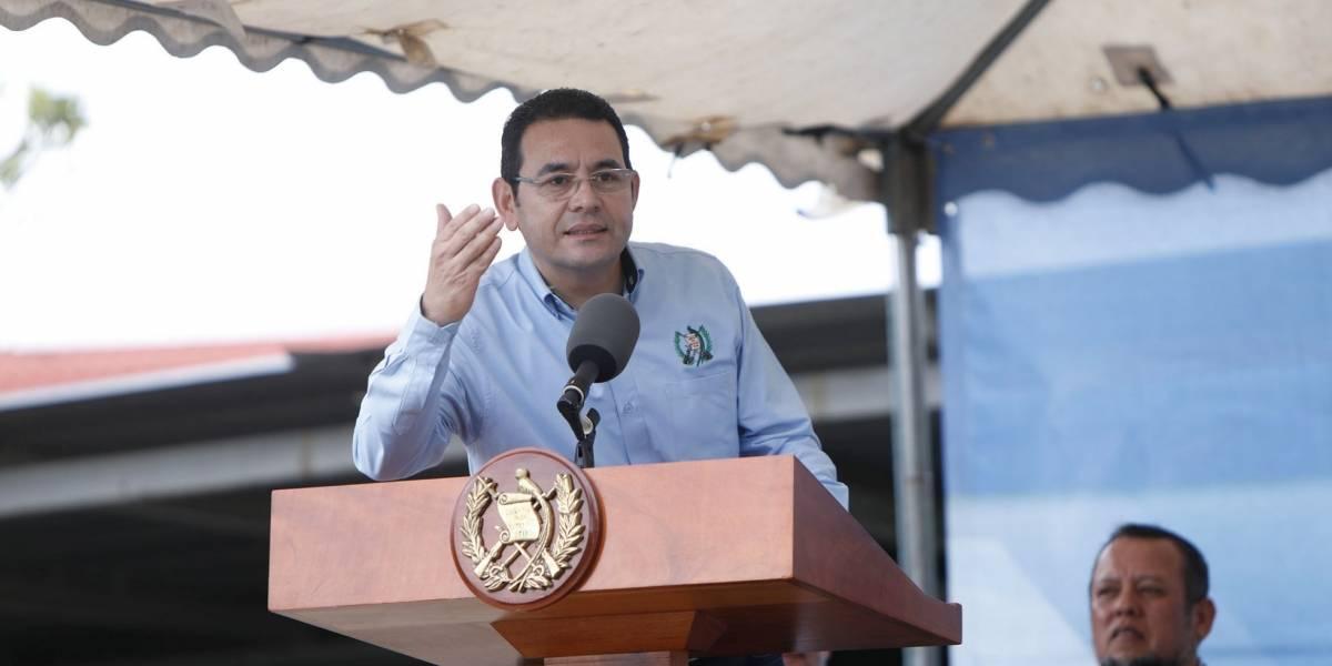 Morales se considera como el servidor más grande del país