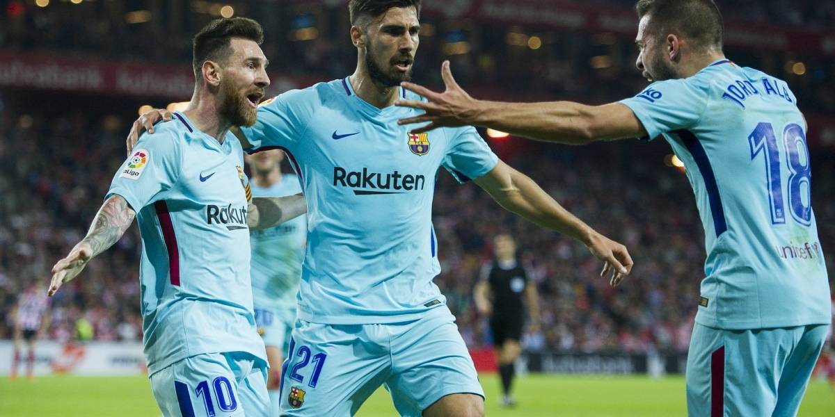 Messi sigue incontenible y Barcelona se afianza en el liderato