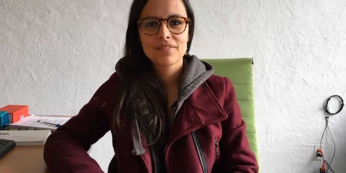 La mujer que aspira dirigir la CDMX: Lucía Riojas