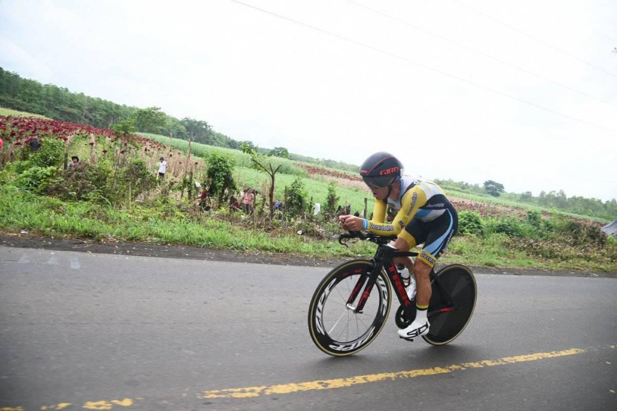 Manuel Roda es el nuevo líder de la Vuelta
