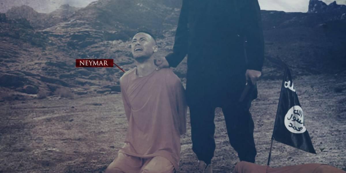 Nueva amenaza de ISIS para Messi y Neymar