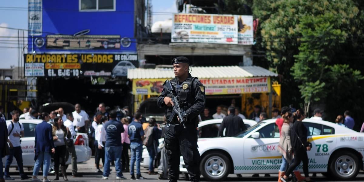 Ciudadanía prefiere a Fuerzas Armadas que a Policía de CDMX