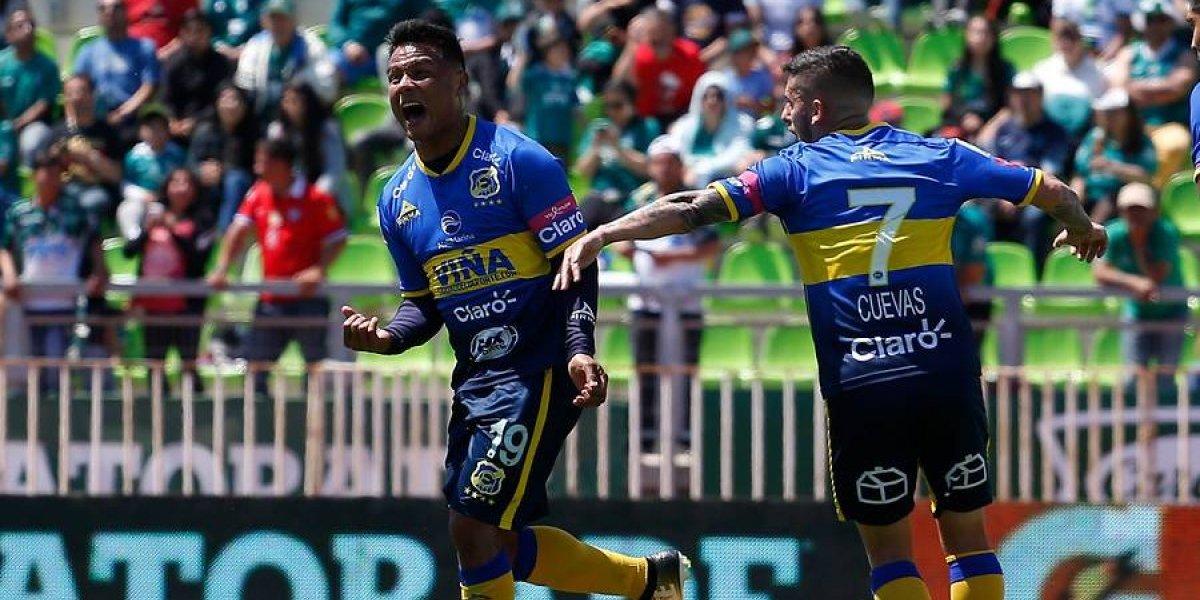 Minuto a minuto: Everton quiere meterse en la lucha por el título ante la U. de Concepción
