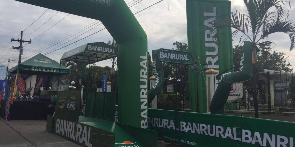 La definición del título de la Vuelta empieza en Retalhuleu