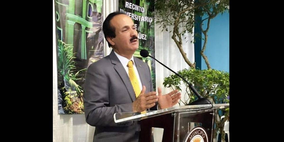 Alcalde de Mayagüez insiste en la limpieza del Río Yagüez