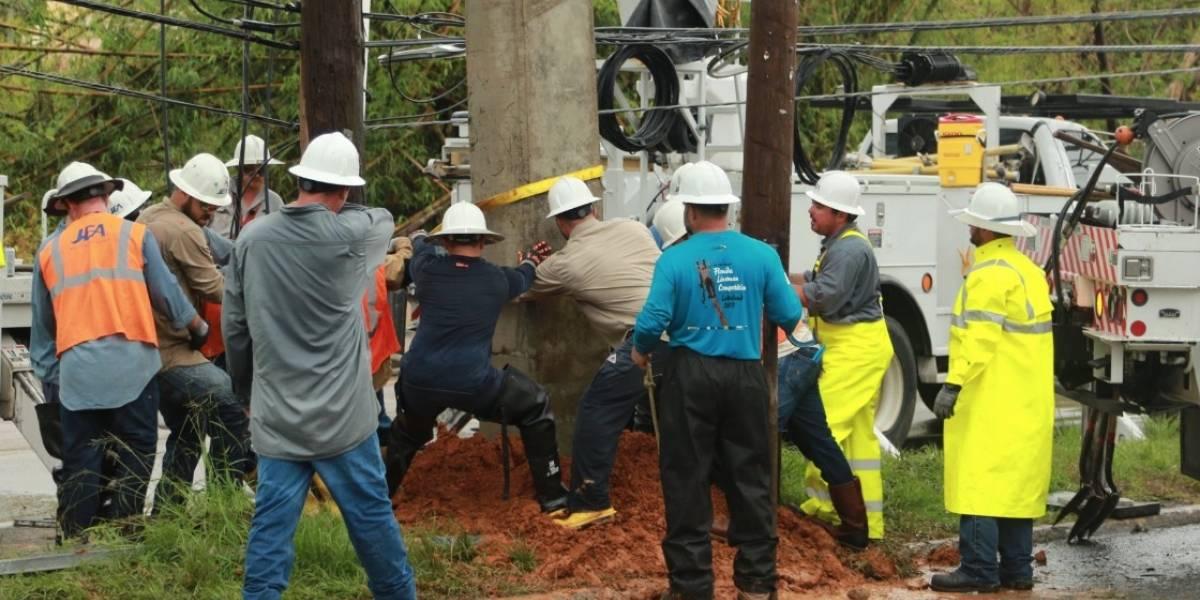 """Whitefish Energy se siente """"decepcionada"""" con decisión del gobernador de cancelar su contrato"""