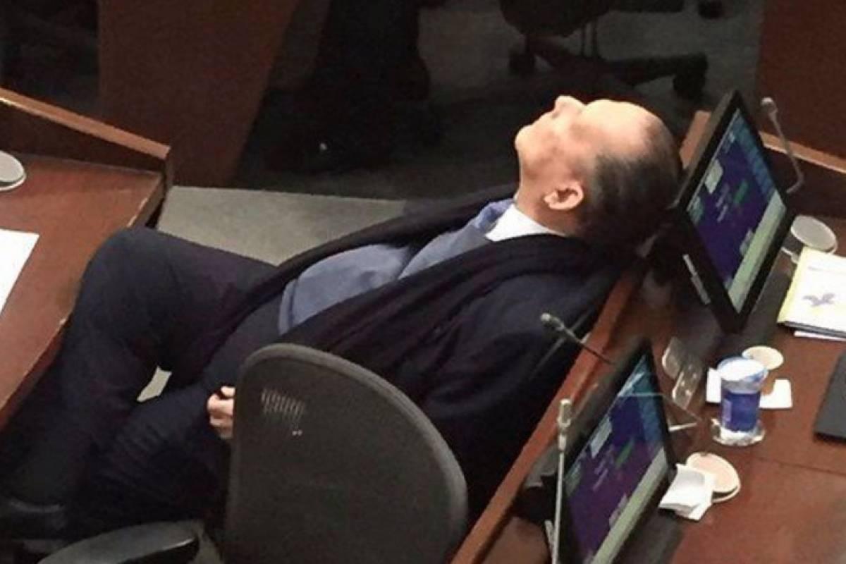 Resultado de imagen para roberto gerlein duerme