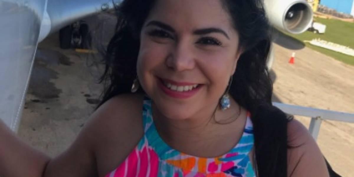 Aguadillana recibe premio por labor filantrópica para ayudar a P.R.