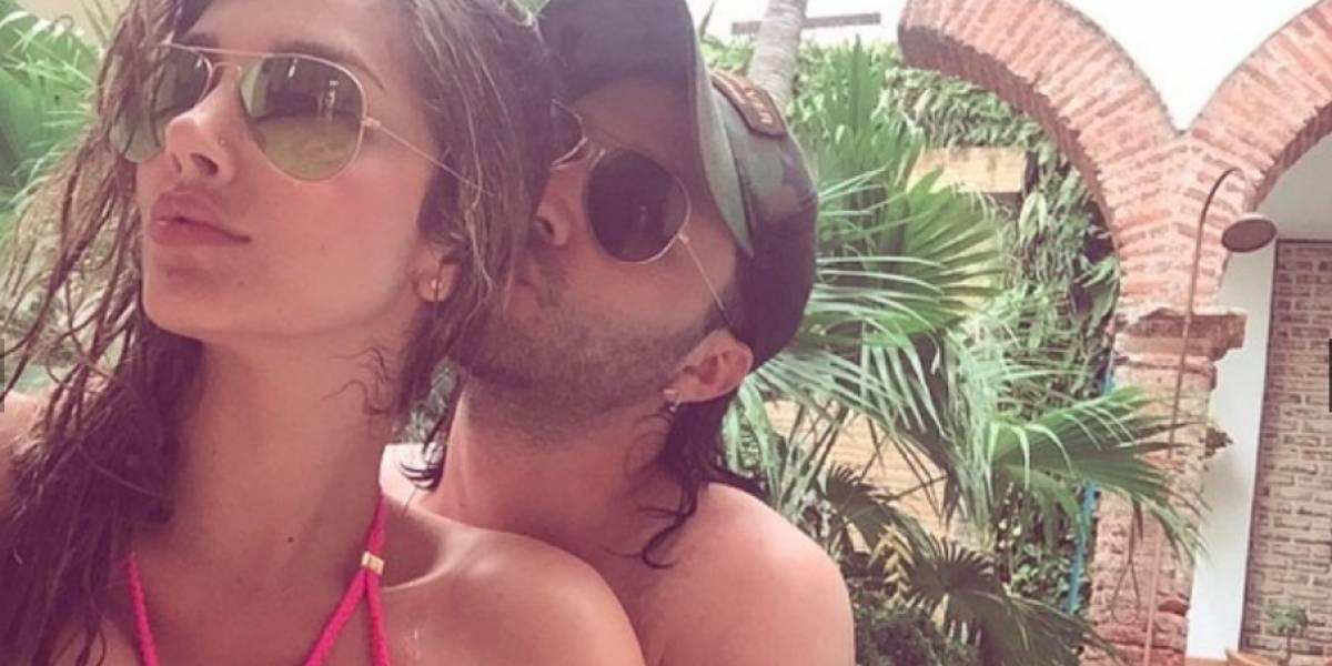¡Ex novio de Melina Ramírez ya tiene un nuevo amor!