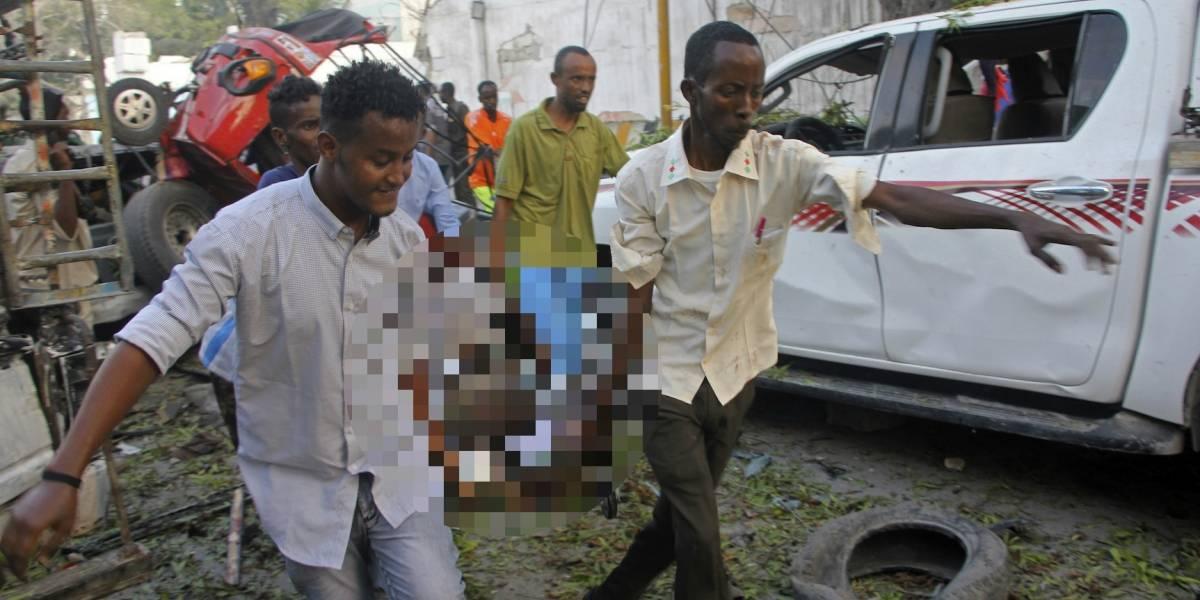Al menos 10 muertos por coche bomba cerca del palacio presidencial en Somalia