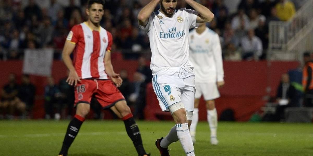 Golpetazo en España: el humilde Girona humilla al Real Madrid y lo aleja del título
