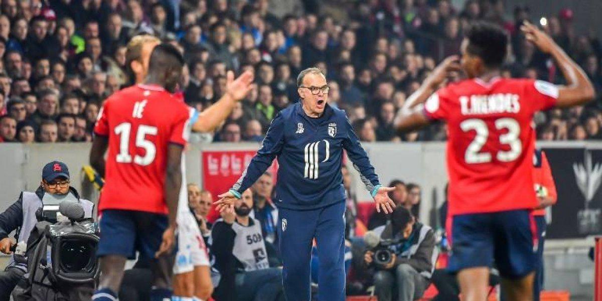 Bielsa toca fondo en Francia con nueva derrota y en el penúltimo lugar de la Ligue 1