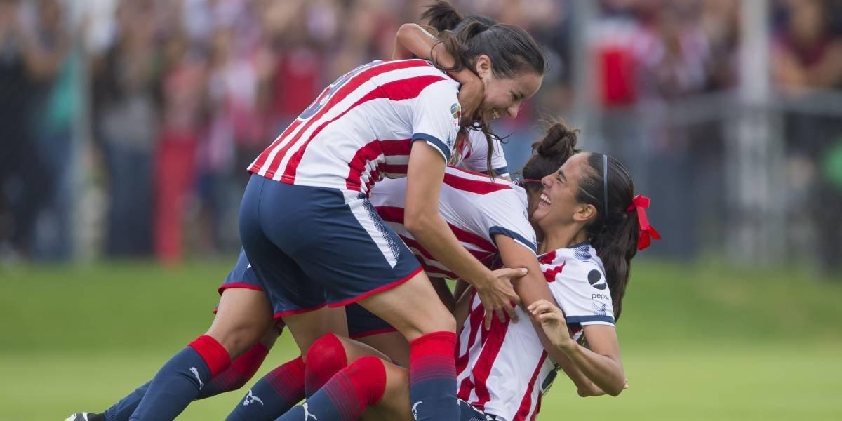 Habrá Clásico Chivas vs. América en Semifinales de la Liga MX Femenil