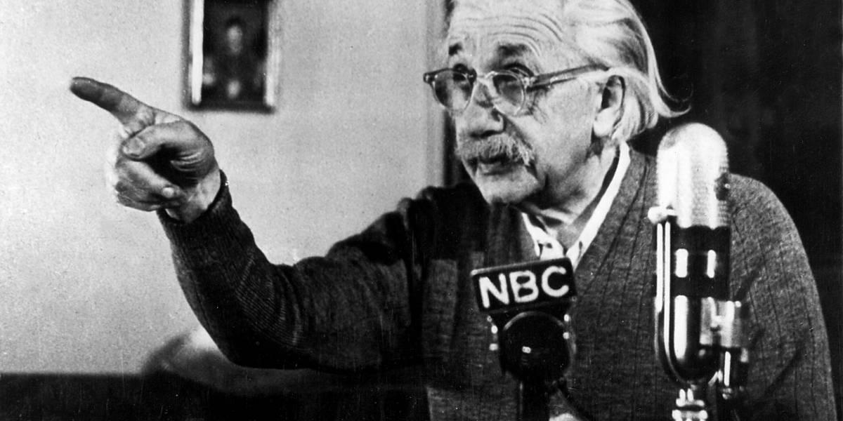 ¡Conoce la la teoría de la felicidad de Albert Einstein!