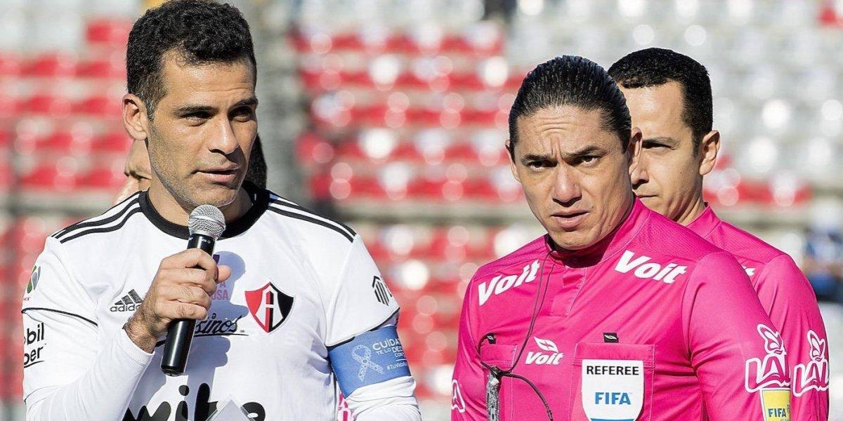 'Volver a sentir nervios y adrenalina es pasión': Rafa Márquez