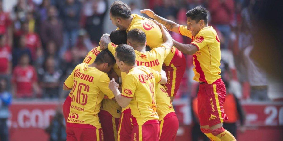 Con final polémico, Morelia vence a Toluca y ya 'huele' a Liguilla