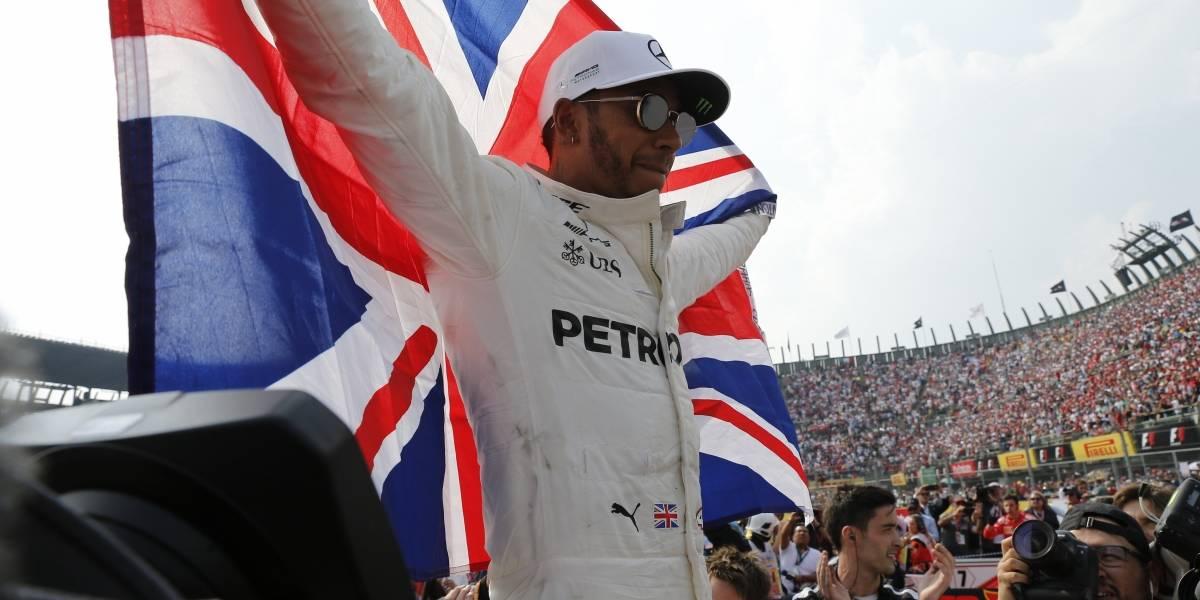 Lewis Hamilton campeón del mundo de F1 por cuarta vez