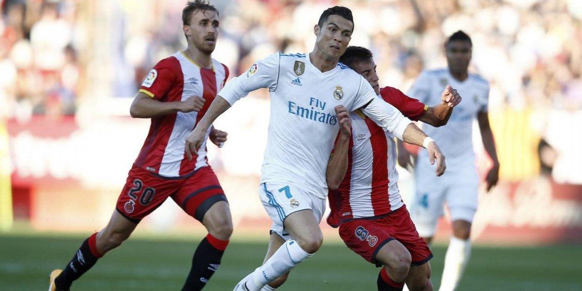 El modesto Girona sorprende al Real Madrid y lo vence 2-1