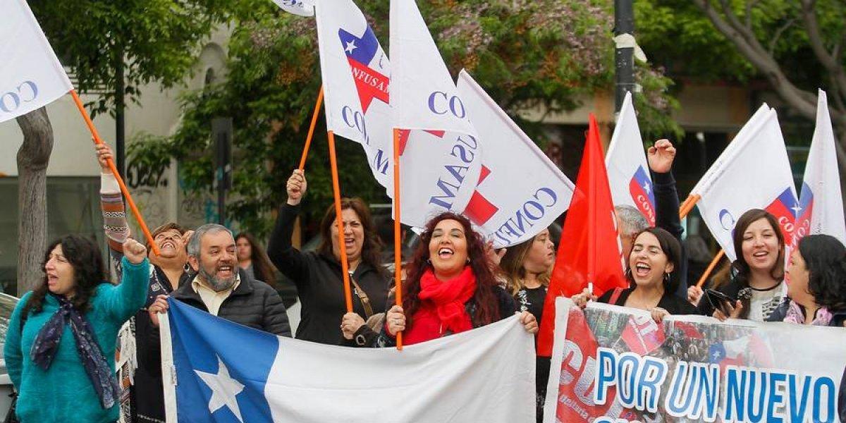 """Sector Público mete presión al Gobierno: """"iniciaremos movilizaciones si las propuestas están alejadas"""""""