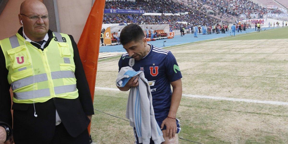 """Pizarro fue la fantasía que tenía Hoyos para """"sorprender"""" y derrotar a la UC"""