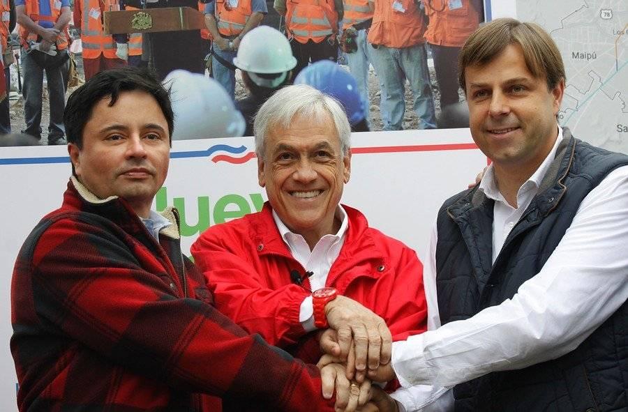 Acto de Piñera en La Florida
