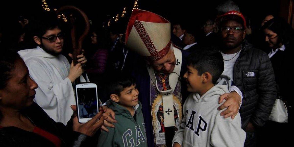 Cardenal Ezzati insta a candidatos presidenciales a abordar tema de la migración