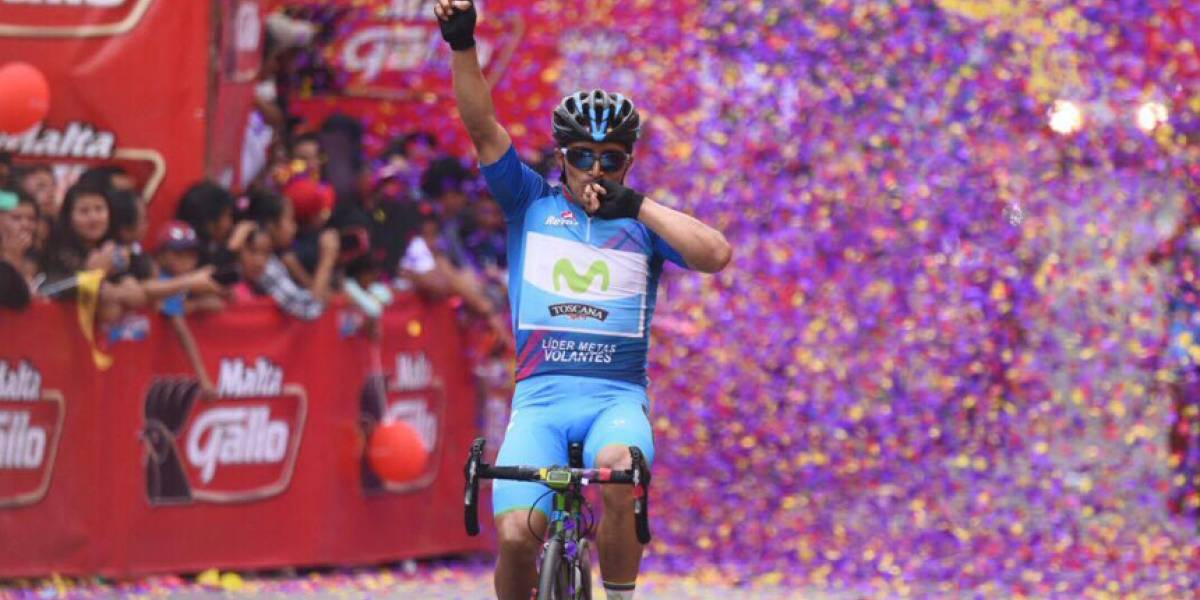 Rodas conserva el liderato luego de la etapa 7