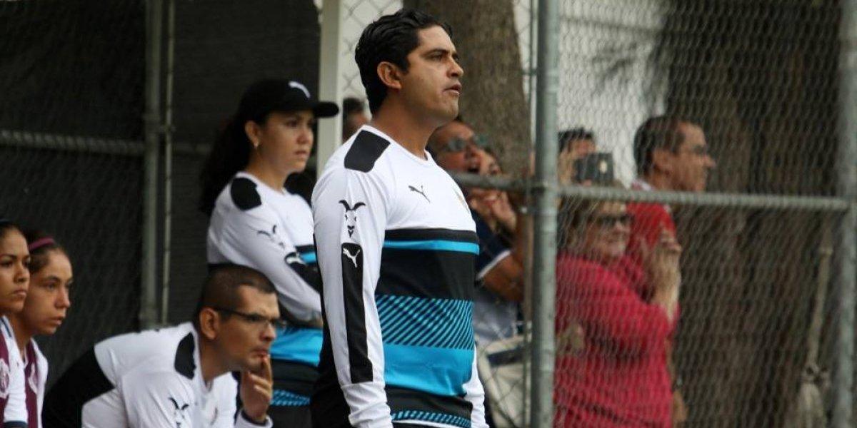 Para técnico de Chivas femenil, un privilegio enfrentar a Cuéllar