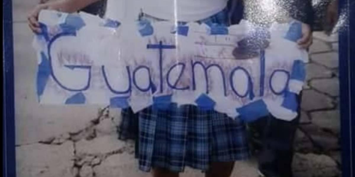 Niña aparece violada y estrangulada; su cuerpo fue abandonado cerca de una escuela