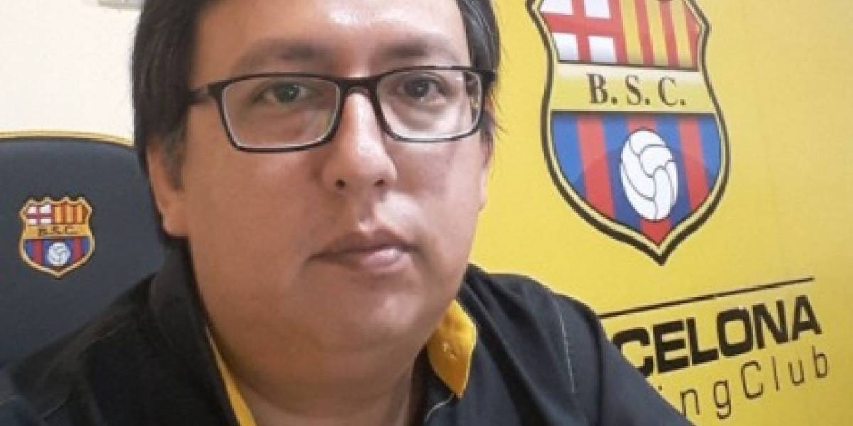 Abogado de Barcelona SC envió mensaje a Liga de Quito