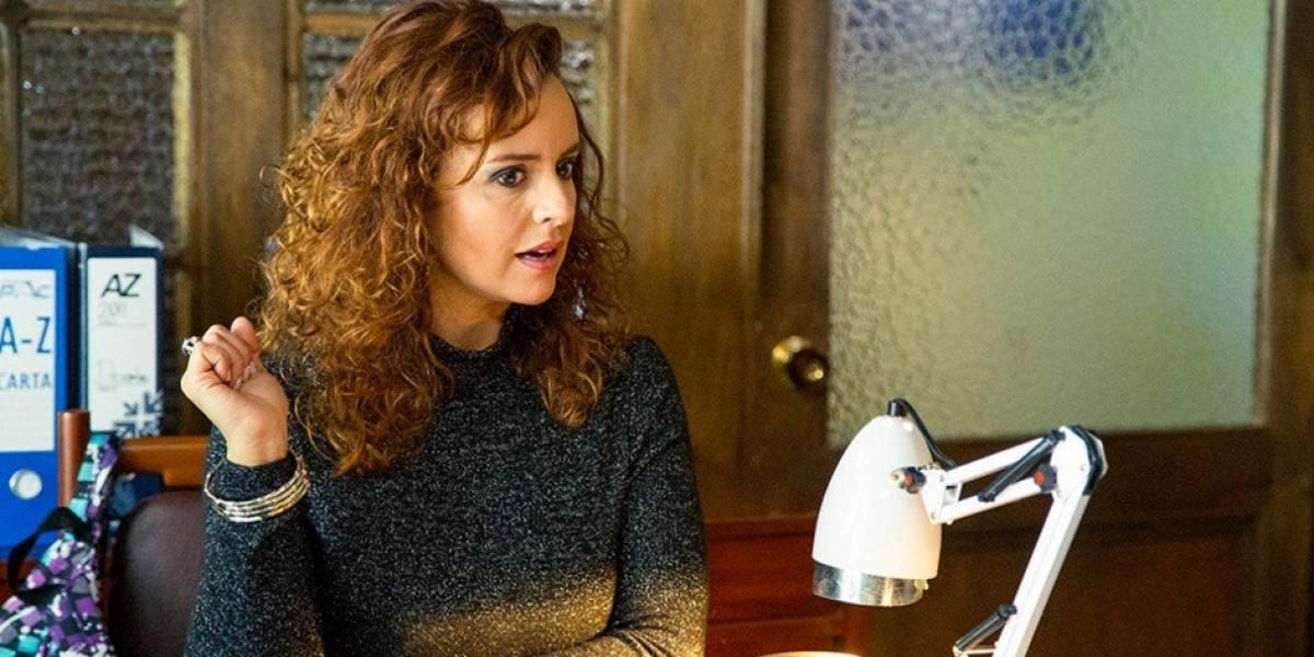 Actriz de 'La Nocturna' dice que espíritu de compañera muerta se le manifestó