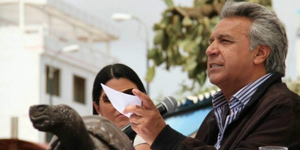 Lenín Moreno anunció que proveerá de fibra óptica a Galápagos