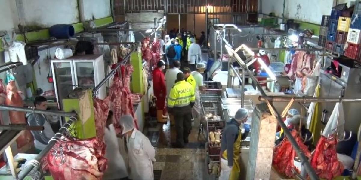 Gobierno y centrales de abasto acuerdan congelar precio de unos 600 alimentos