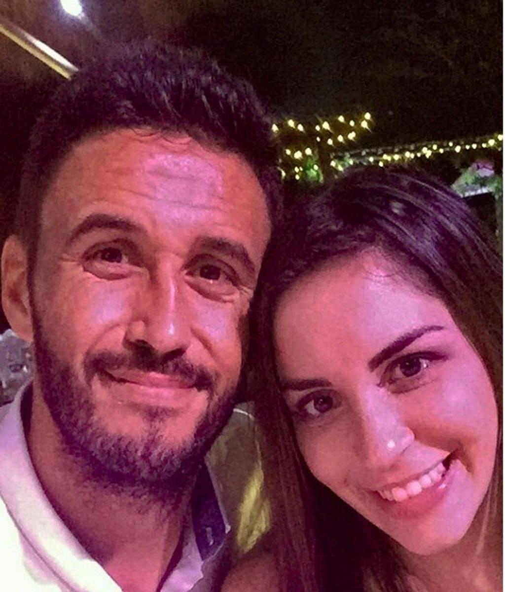 Cecilia Villanueva es esposa de Diego Armando Hernér, defensa del América de Cali Instagram