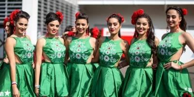 Chicas GP de México
