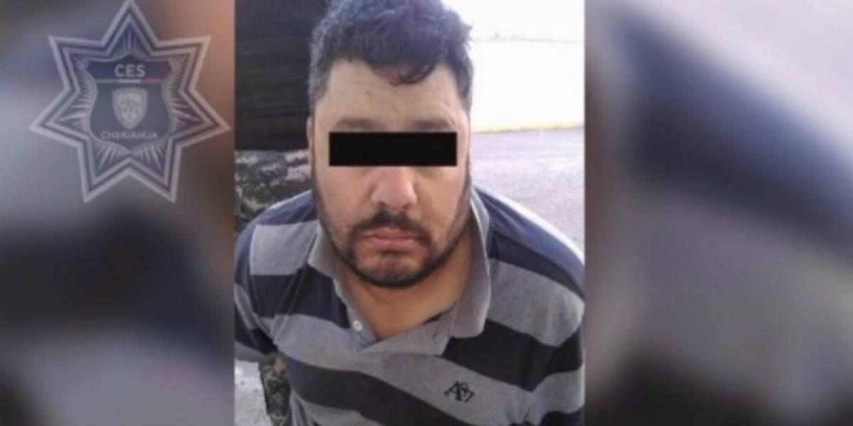 Cae 'El Tigre', presunto líder criminal en Chihuahua