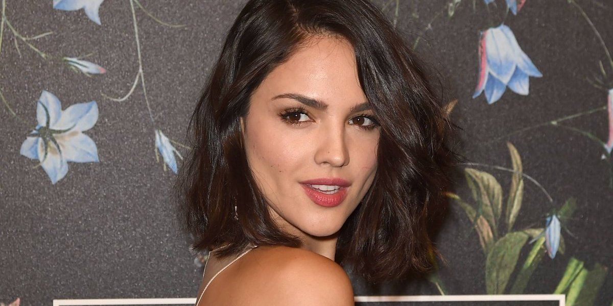 Eiza González es una sexy Jasmín en este Halloween