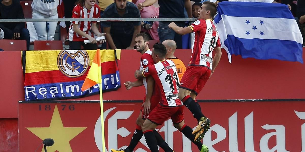 Girona supera con mejor fútbol al Real Madrid