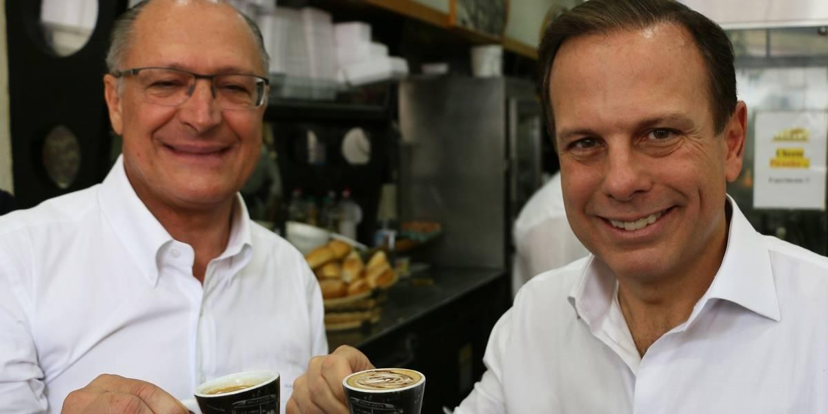 Doria admite ser vice de Alckmin e volta a defender aliança de centro