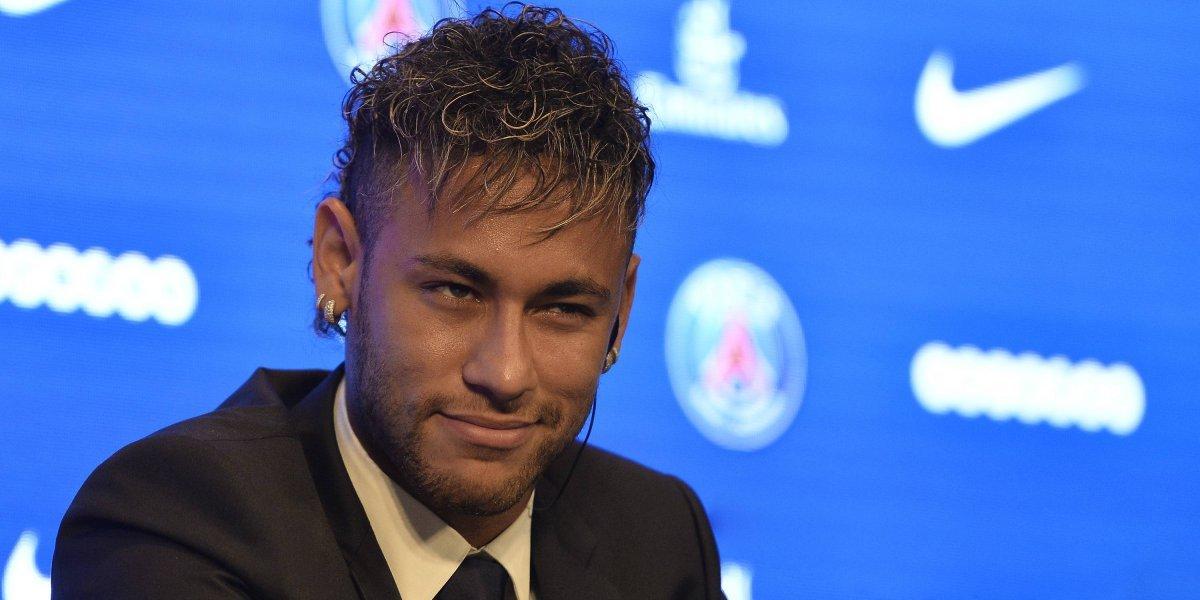 FOTO: Neymar se reencuentra con Messi y Suárez