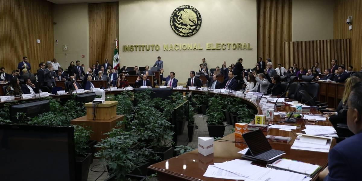 INE alista tres debates presidenciables en CDMX, Tijuana y Yucatán