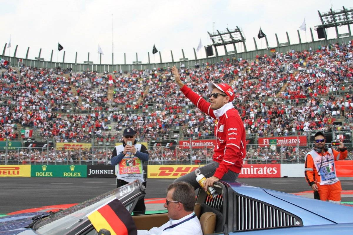 Sebastian Vettel Nicolás Corte