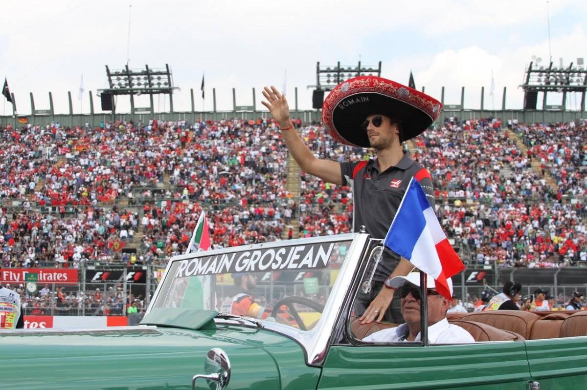 Roman Grosjean Nicolás Corte