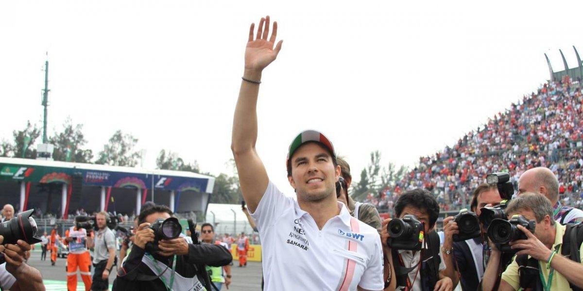 Se vive una fiesta previo al Gran Premio de México 2017
