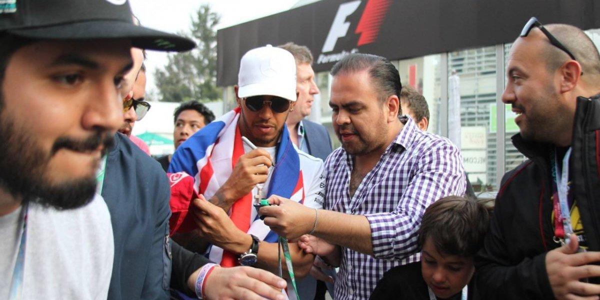 """""""Logré mi cuarto título de una manera horrible"""": Lewis Hamilton"""