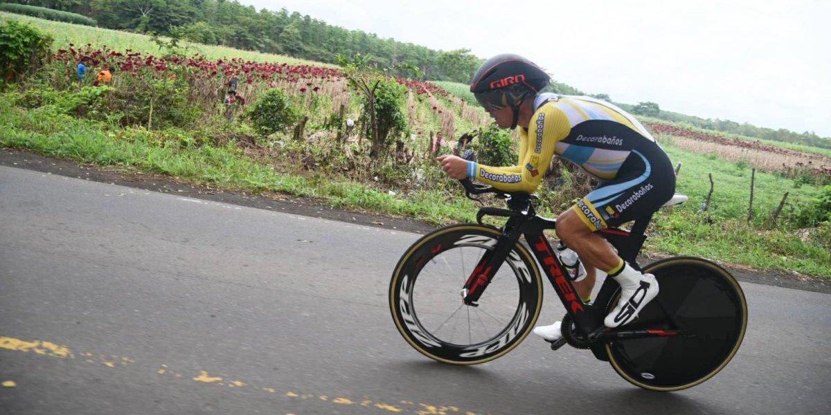 La Vuelta se corre en Xela con Rodas en el liderato