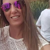 Natalia Gueren es la esposa de Omar Pérez, jugador del Santa Fe